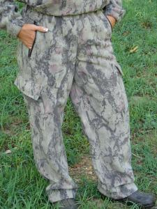 Diva Outfitters Natural Fleece Pants $80.00