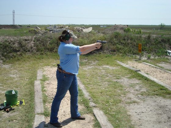 Shooting Range Los Fresnos, TX