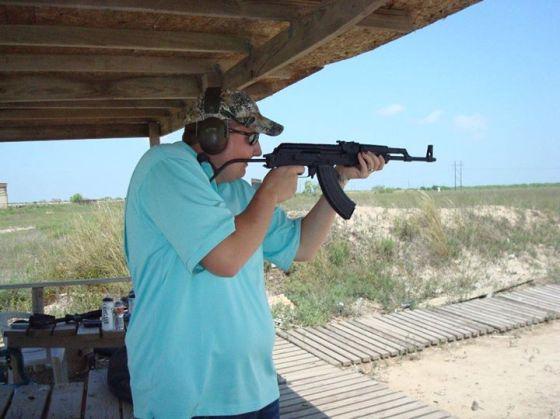 Shooting Range AK-47