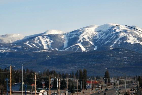 Ski Whitefish Montana