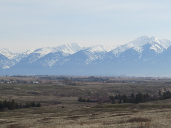 National Bison Range Views