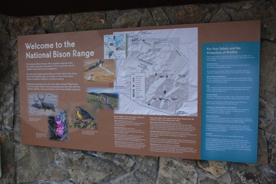 National Bison Range visitor's center (6)